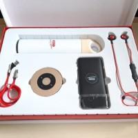 Paket hemat xo speaker BT - headset bluetooth - powerbank Wireless &