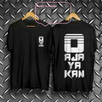 Kaos - T-shirt Yogs O aja ya kan