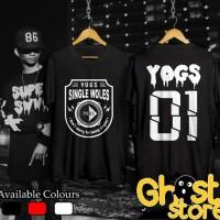 Kaos - T-shirt Yogs Single Woles