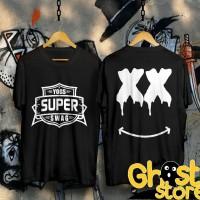 Kaos - T-shirt Yogs Super swag