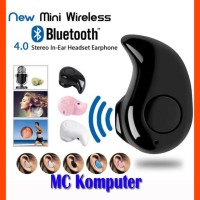 Headset BLUETOOTH Handsfree Mini S530 Pas Di Telinga Kuping Bentuk K