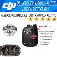 Hardcase Backpack Tas Ransel Drone DJI Phantom 3 4 Standard Advance Pr