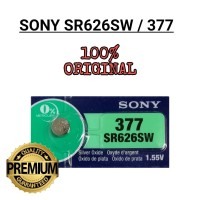 ORIGINAL Baterai Sony SR626SW / 377 / Harga Satuan