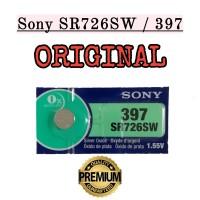 Baterai Sony SR726SW / 397 ORIGINAL / Baterai Jam Tangan