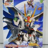 SD Gundam Freedom destiny aile hg mg Model Kit strike DeyLo bandai kw