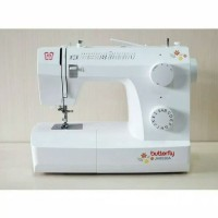 mesin jahit BUTTERFLY JH 8530A portable multifungsi