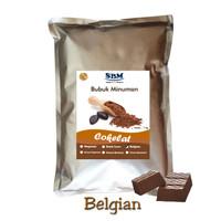 Bubuk Minuman Belgian Chocolate Powder Cocoa Cokelat Premium Coklat