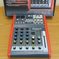 mixer audio betavo BT 404/BT404 ( 4ch 4 channel ) usb,bluetooth