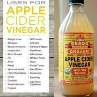 BRAGG Apple cider vinegar 946ml / cuka apel organik 946 ml original