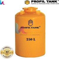 Tangki Air Plastik Profil Tank 250 Liter TDA
