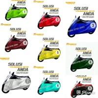 cover motor bebek sonic, supra, revo, MX, vega, satria, jupiter