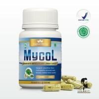 Mycol Obat Herbal Kolesterol Tinggi | Obat Kolesterol Tinggi Herbal