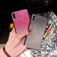 GLITTER OMBRE CASE FOR IPHONE 8 PLUS, IPHONE X/XS, IPHONE XS MAX
