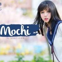 Softlens X2 MOCHI Big Eyes 16.00mm / Exoticon Mochi