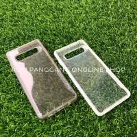 SAMSUNG GALAXY S10 Case Focus Premium Softcase Transprant Bumper S 10