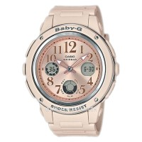 Casio Baby-G BGA-150CP-4BDR Special Color Models Light Biege Resin