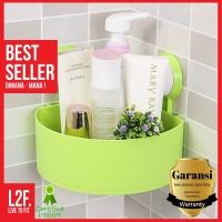 Triangle Shelves / Tempat Sabun Sudut Segitiga / Soap Box Corner
