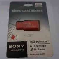 Sony Micro SD Card Reader