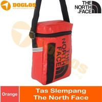 Tas Selempang Sling Bag Fuse Box The North Face Shoulder Gadget Orange