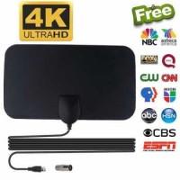 Kebidumei Antena TV Digital DVB-T2 4K High Gain 25dB