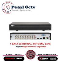 XVR CCTV DAHUA 16 CHANNEL XVR-4116 HS-S2 GARANSI 3 TAHUN