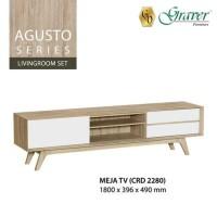 Meja TV Simple ukuran 50