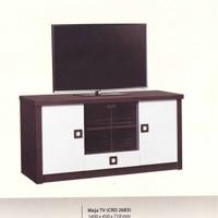 Meja TV Ukuran 40  bentuk Laci U