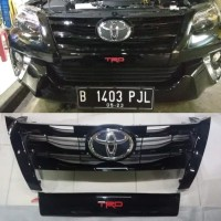 Grill Fortuner VRZ SRZ Upgrade TRD Original Toyota 2016-2018