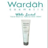 WARDAH White Secret Facial Wash With Natural AHA 100ml
