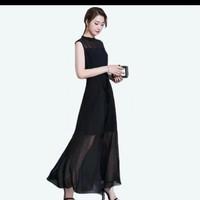 Long Dress Gaya Korea