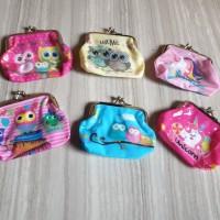 Dompet Koin Behel Karakter / Coin Pouch souvenir