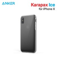 Casing Anker Karapax Ice for IPhone X Gray - A9010HA1