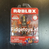 Roblox Series 3 Flame Guard General Core Figure - Hot Toys 2019