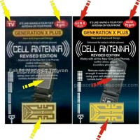 Sticker Alat Penguat Sinyal Cell Antenna