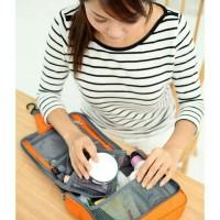 TAS MAKE UP/SHOWER BAG/TAS PERLENGKAPAN MANDI/PERLENGKAPAN TRAVEL