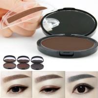 Eyebrow stamp / cetakan alis eyebrow / alis instan stampel alis - gray
