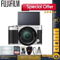 Fujifilm X-A3 Kit 16-50mm f/3.5-5.6 OIS II Silver Paket