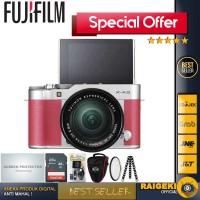 Fujifilm X-A3 Kit 16-50mm f/3.5-5.6 OIS II Pink Paket