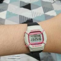 jam tangan pria wanita Casio G-Shock DW520 sporty original langka nih