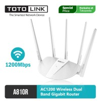 TOTOLINK A810R - AC1200 Wireless Dual Band Gigabit Router