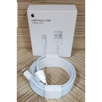 Apple Kabel Data USB lightning 2M ORI NEW For ipad Iphone original