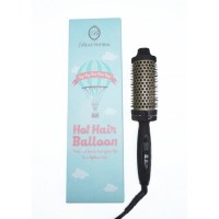 Hot Hair Balloon (Catokan Sisir Panas dengan Ion)