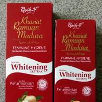 RESIK V KHASIAT RAMUAN MADURA WHITENING 50ML