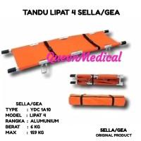 GEA/SELLA Tandu Lipat 4/Folding Stretcher Original Product