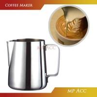 Gelas Pitcher Kopi Coffee Espresso Latte Art Stainless Steel 600ml