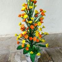 Bunga sakura artificial pajangan dekorasi rumah