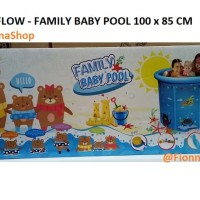 Baby Flow Baby Spa Family Pool / Kolam Renang Bayi