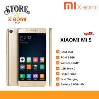Xiaomi Mi 5 - 3/32GB Garansi 1 Tahun