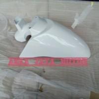Spakbor Depan Honda Scoopy fi Putih