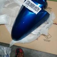 spakbor depan honda scoopy FI kwsuper warna biru